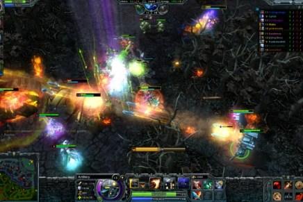 Heroes of Newerth: juego de estrategia para Linux (¡ahora gratuito!)