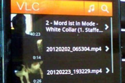 Es oficial: VLC disponible para Android