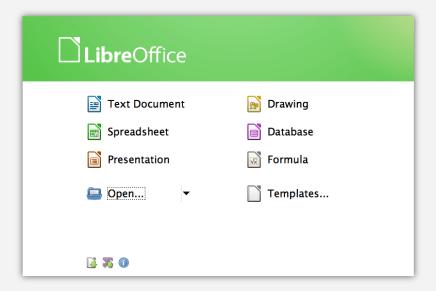 Disponible LibreOffice 3.6 para descarga