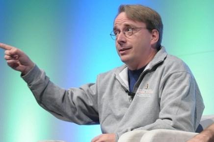 Linus Torvalds explica cómo Linux  lo motiva
