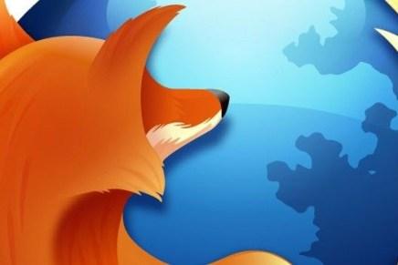 Acelera Firefox moviendo su caché a la RAM