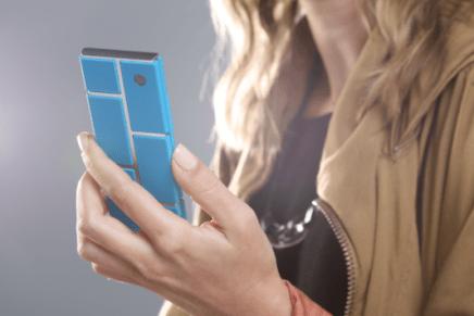 Motorola anuncia el Proyecto Ara, su plataforma open hardware modular para la crear tu smartphone personalizado.