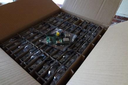 Dos millones de Raspberry Pi vendidas