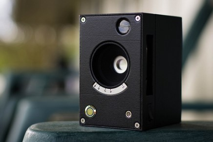 Lux, cámara de fotos básada en hardware abierto.
