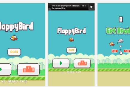 Flappy Bird, instalación y técnica de juego