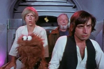 Hardware Wars (1977), la primera parodia de Star Wars.