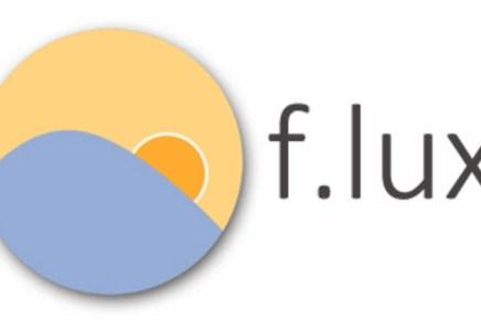 Cuida tus ojos con f.lux