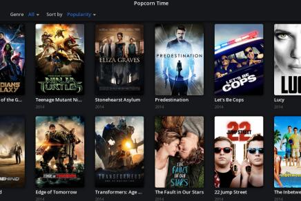 PopCorn Time: Instalando la revolución del Streaming gratuito en Ubuntu