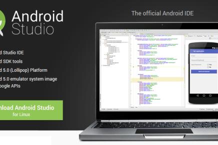Android Studio ya está aquí