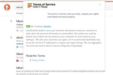 Los términos de servicio que aceptamos y no leemos