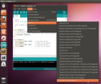 Ubuntu_Board_Arduino