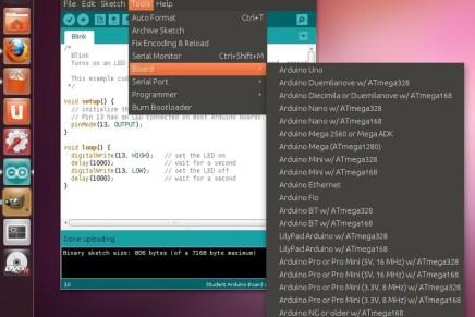 ¿Cómo instalar el IDE de Arduino en Ubuntu 14.04?
