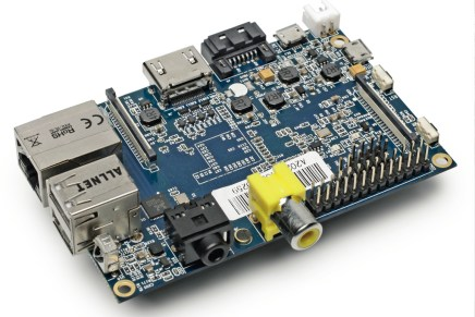 ¿Conoces Banana Pi? La versión China y vitaminada de Raspberry Pi
