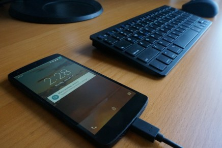Convierte tu Android en un PC con Debian GNU/Linux al conectar un monitor con Maru OS