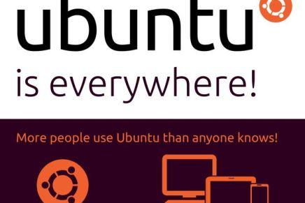 Una infografía sobre Ubuntu: todo lo que debes saber.