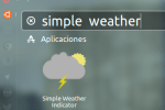 Simple Weather Indicator: el clima siempre en tu escritorio Ubuntu