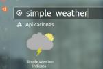 Simple Weather Indicator: el clima siempre en tu escritorio Ubuntu