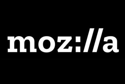 Este es el nuevo logo de Mozilla