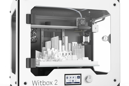 Witbox 2 la impresora 3D profesional y Open Source de BQ