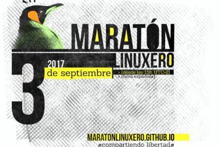 Aquí llega el primer Maratón linuxero