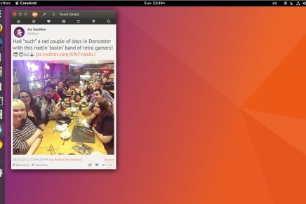 Primer vistazo al nuevo Dock de Ubuntu