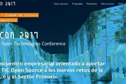 No pierdas la oportunidad de asistir a la LibreCon 2017 de Santiago de Compostela