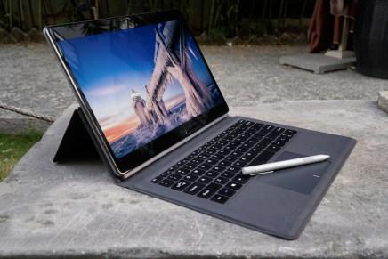 Probamos la Chuwi CoreBook: Una tablet 2en1 perfecta para trabajar en cualquier lugar