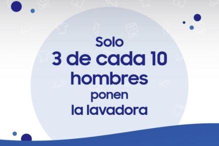 #YaNoHayExcusas. Equal HouseWork una app que contabiliza el número de veces que hombres y mujeres ponen la lavadora en el hogar.