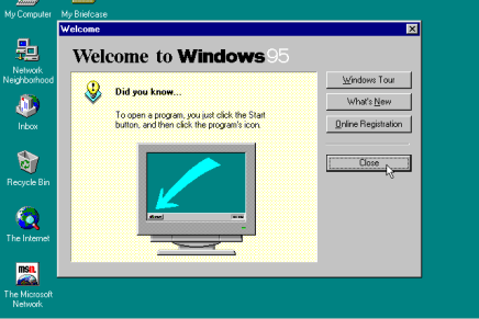 Cómo correr Windows 95 en tu Linux como una aplicación más