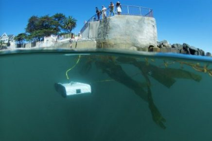 OpenROV: Exploración subacuática con Raspberry Pi