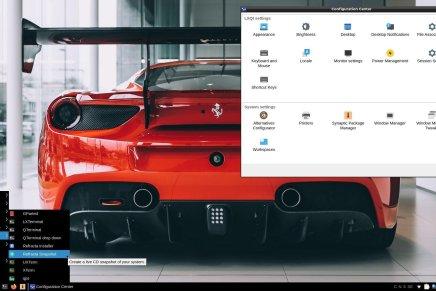 ExTix 20.4 LXQt, un mini-Ubuntu ligero para equipos con pocos recursos