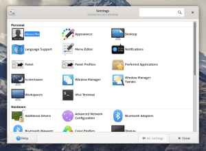 Xfce 4.14 Maintenance and 4.15 Updates 3