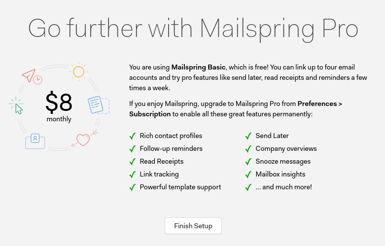 How to install and use MailSpring on Ubuntu 20.04 9