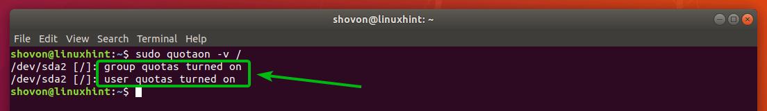 How to Use Quota on Ubuntu? 10