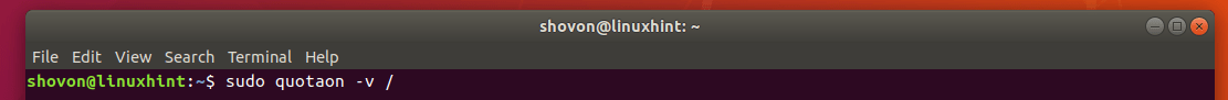 How to Use Quota on Ubuntu? 9