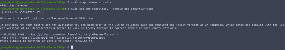 How to Use VidCutter on Ubuntu 3