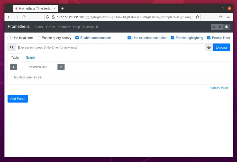 How to Install Prometheus on Ubuntu 20.04 LTS? 27