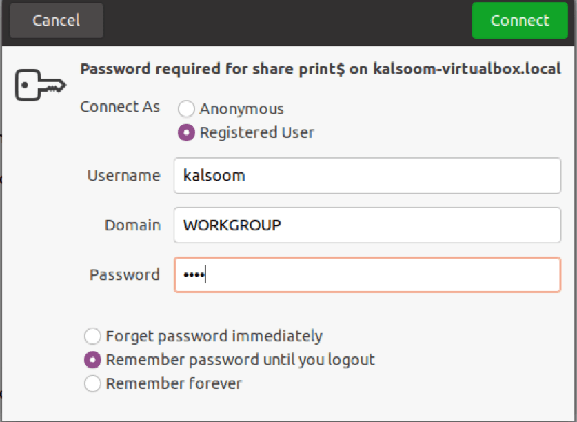How to Share a Folder on the Local Network With Ubuntu 12