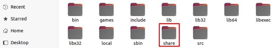 How to add programs to Ubuntu Desktop 4