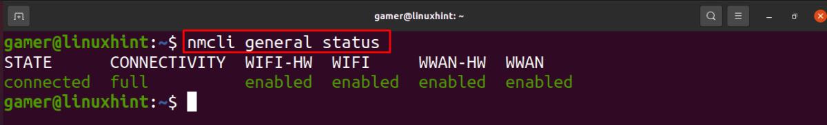 How to Use nmcli in Ubuntu 5