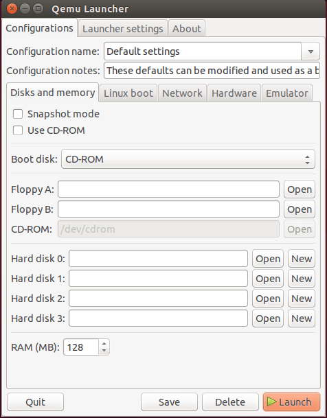 QEMU Web Interface Tools   Ubuntu Geek