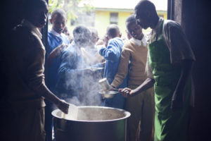 Dispelling the myth about finger millet