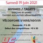 Championnat bi-départemental piste 64/40