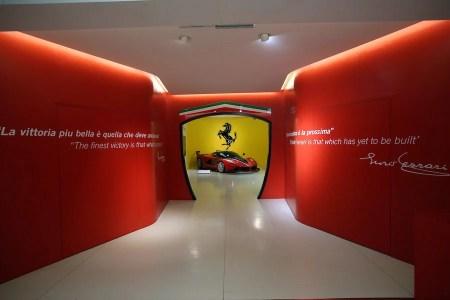 Historia Ferrari