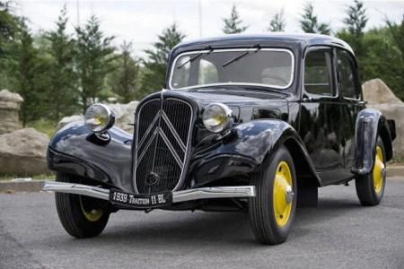 Korzenie Citroëna