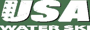 usa logo white