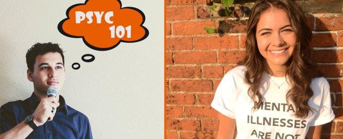 taylor harvey interview on psyc 101 podcast