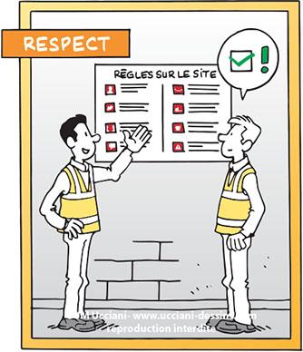 respect des règles