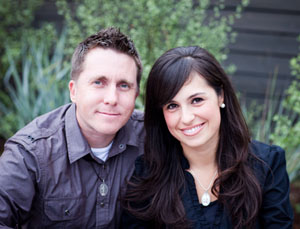 Jason e Crystalina Evert
