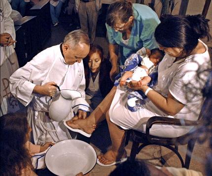 Bergoglio donne